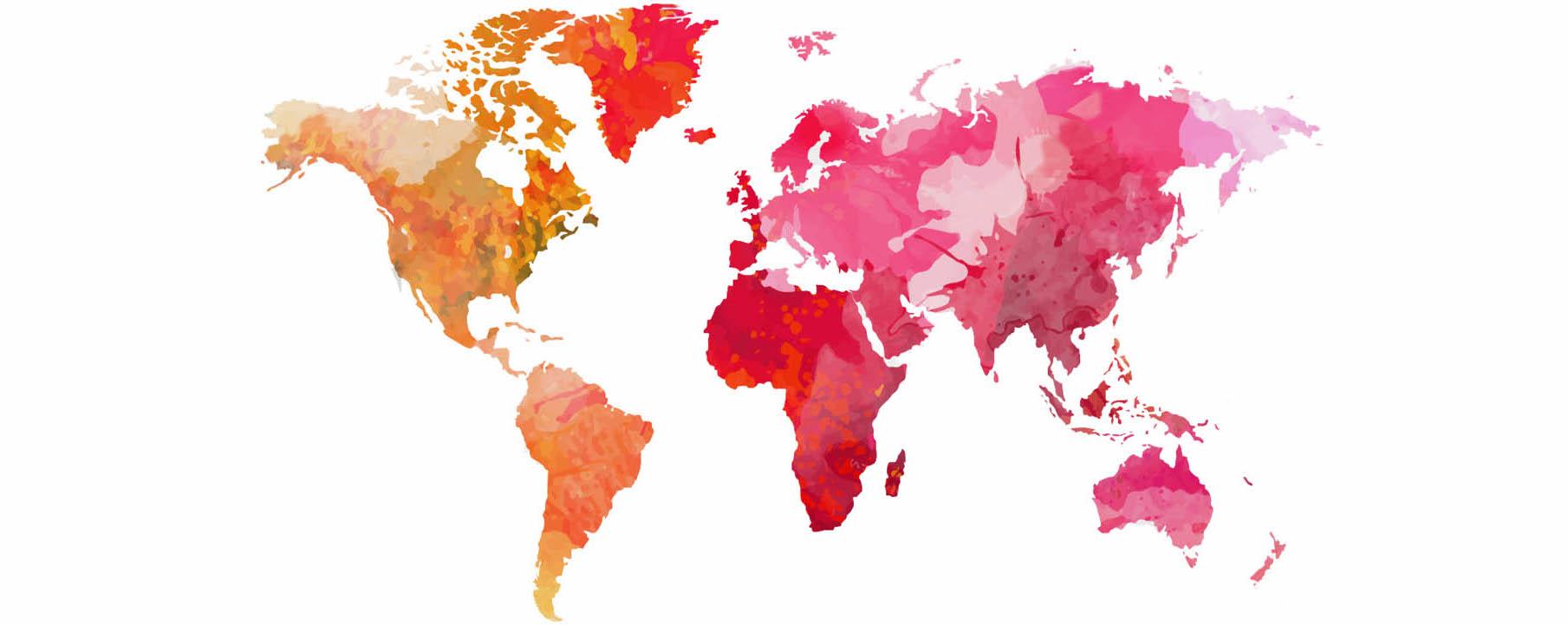 Worldwide. Ministry